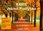 Jesień Poetycka 2016